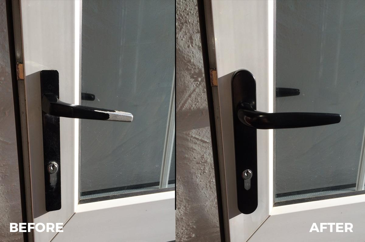 Double glazing repairs replacement doors windows bexhill for Double door replacement