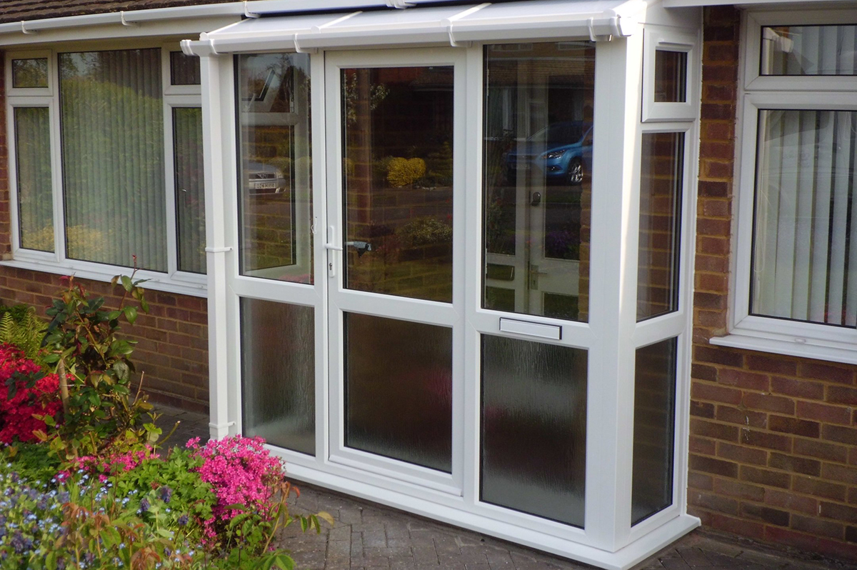 Porches replacement doors windows bexhill for Porch doors for sale