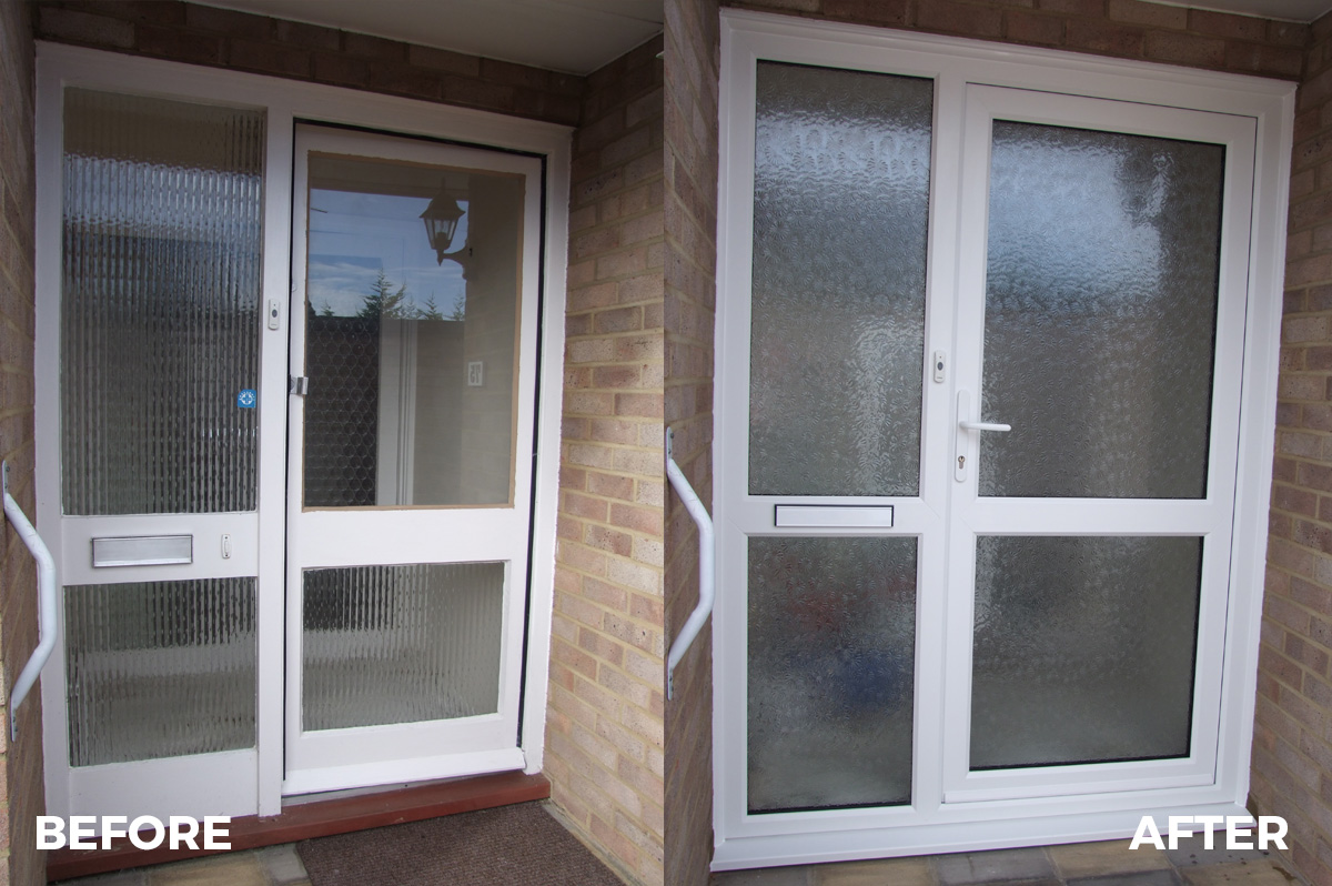 Replacement doors replacement doors windows for Replacement house doors